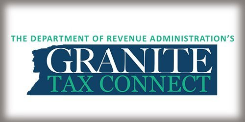 Coming soon Granite Tax Connect